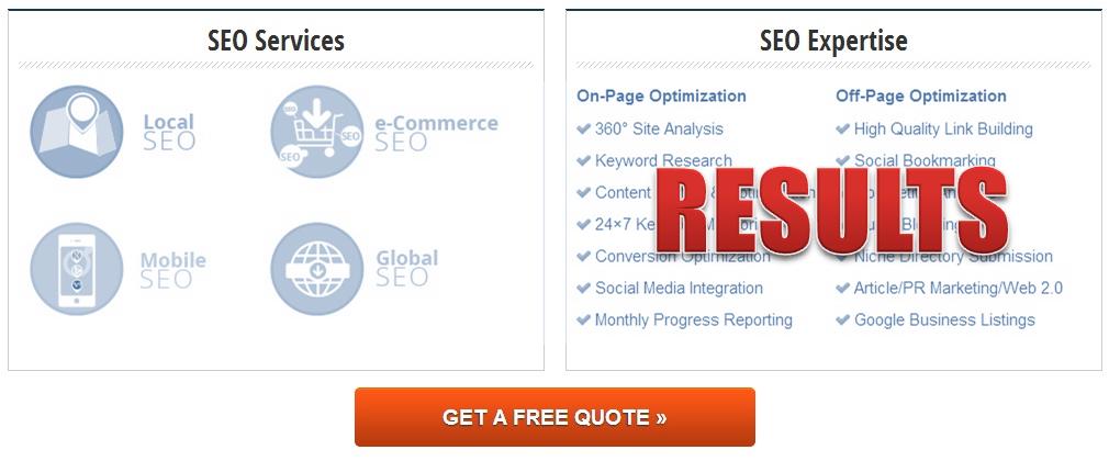 Local SEO, eCommerce SEO, Mobile SEO, Global SEO - Get a FREE Quote - 844-365-7337