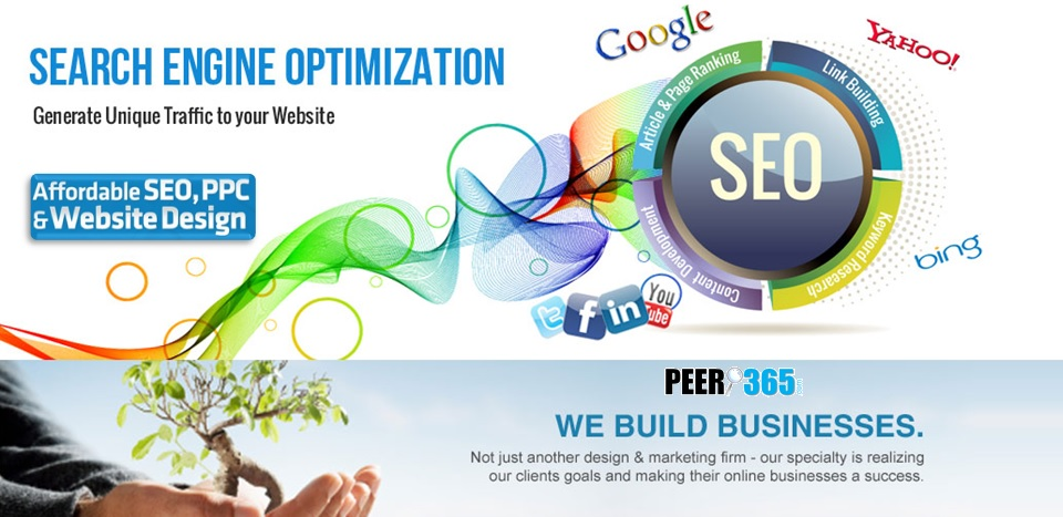 Internet Marketing Services - Affordable SEO Services, Affordable PPC Services, Website Design Services - Peer365.com SEO Services